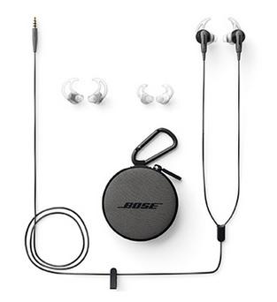 SoundSport in-ear headphones オーディオ専用モデル [チャコール]