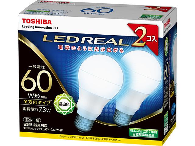 E-CORE LDA7N-G/60W-2P [昼白色]