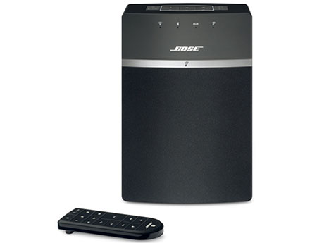SoundTouch 10 wireless music system [ブラック]
