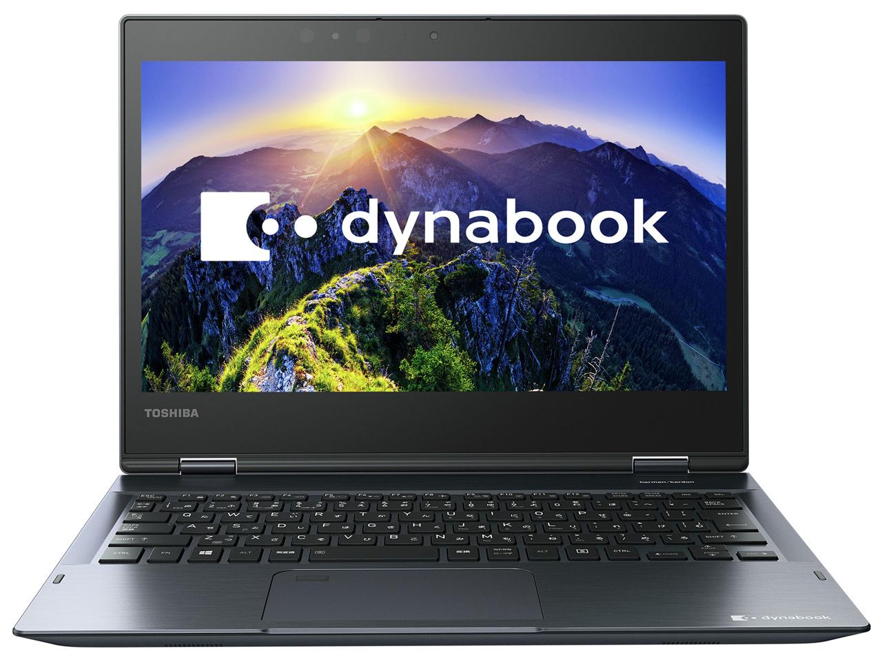 dynabook V62 V62/FL PV62FLP-NEA [オニキスブルー]