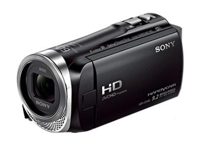 HDR-CX485 (B) [ブラック]