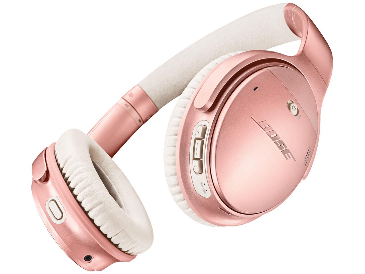 QuietComfort 35 wireless headphones II [ローズゴールド]