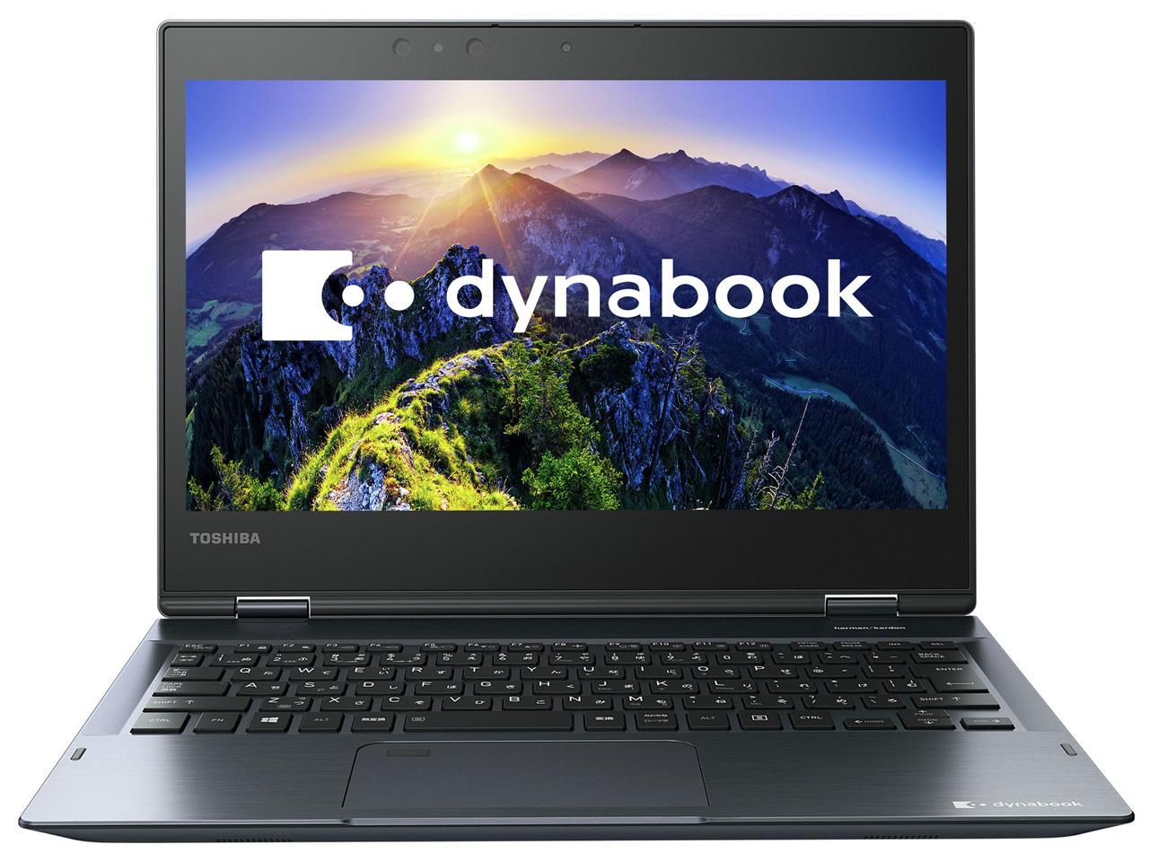 dynabook V82 V82/FL PV82FLP-NEA [オニキスブルー]