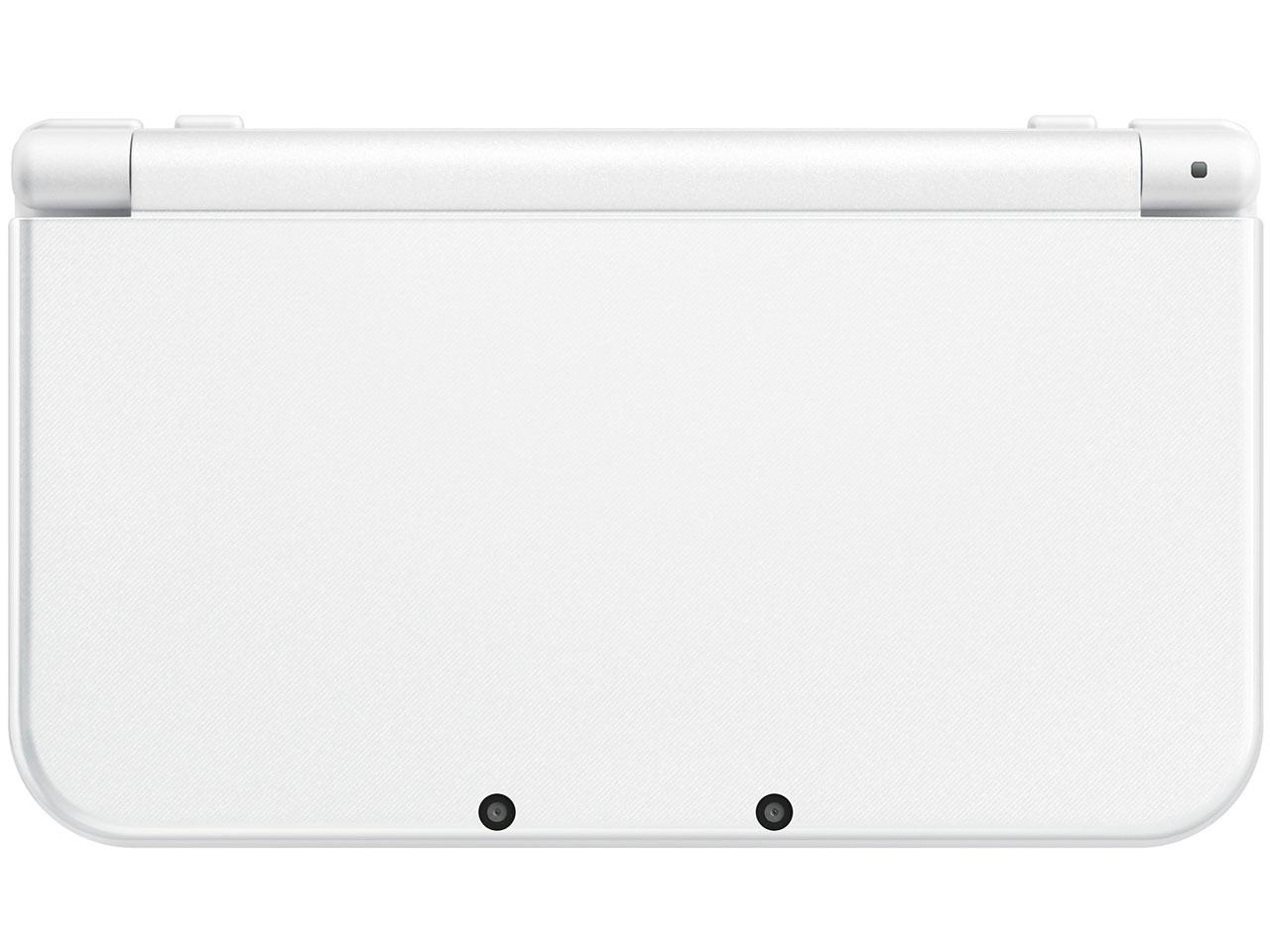 Newニンテンドー3DS LL パールホワイト