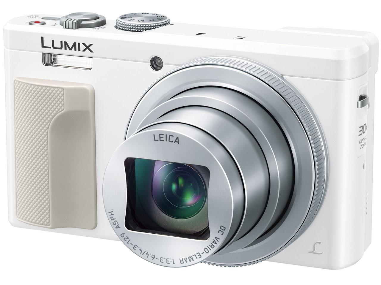 LUMIX DMC-TZ85-W [ホワイト]