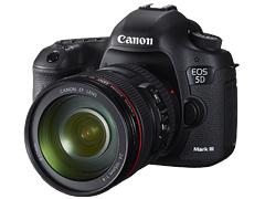 EOS 5D Mark III EF24-70L IS U レンズキット