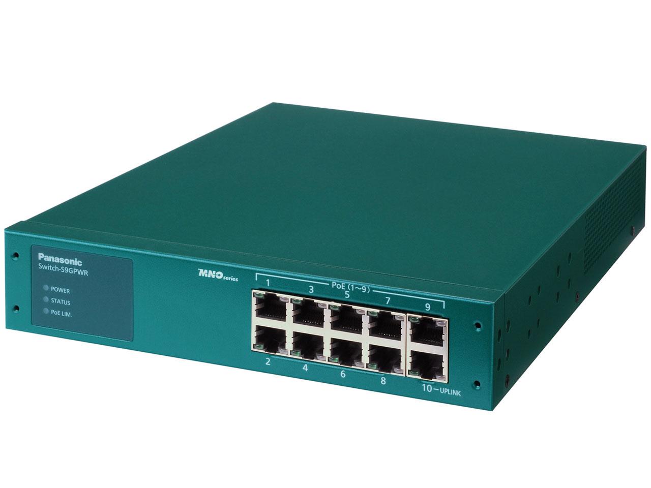 Switch-S9GPWR PN24099