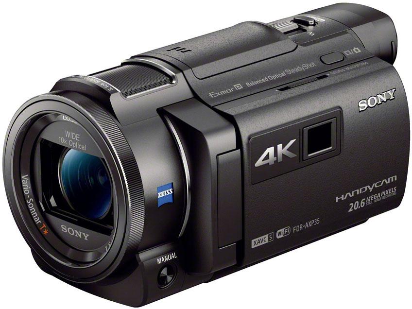 FDR-AXP35 (B) [ブラック]