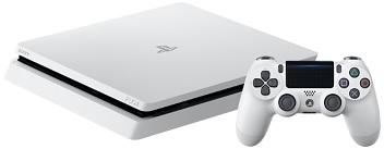 プレイステーション4 HDD 500GB グレイシャー・ホワイト CUH-2100AB02