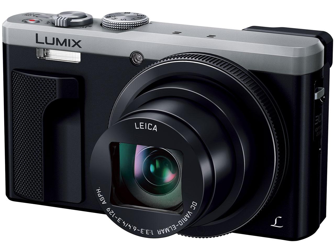 LUMIX DMC-TZ85-S [シルバー]