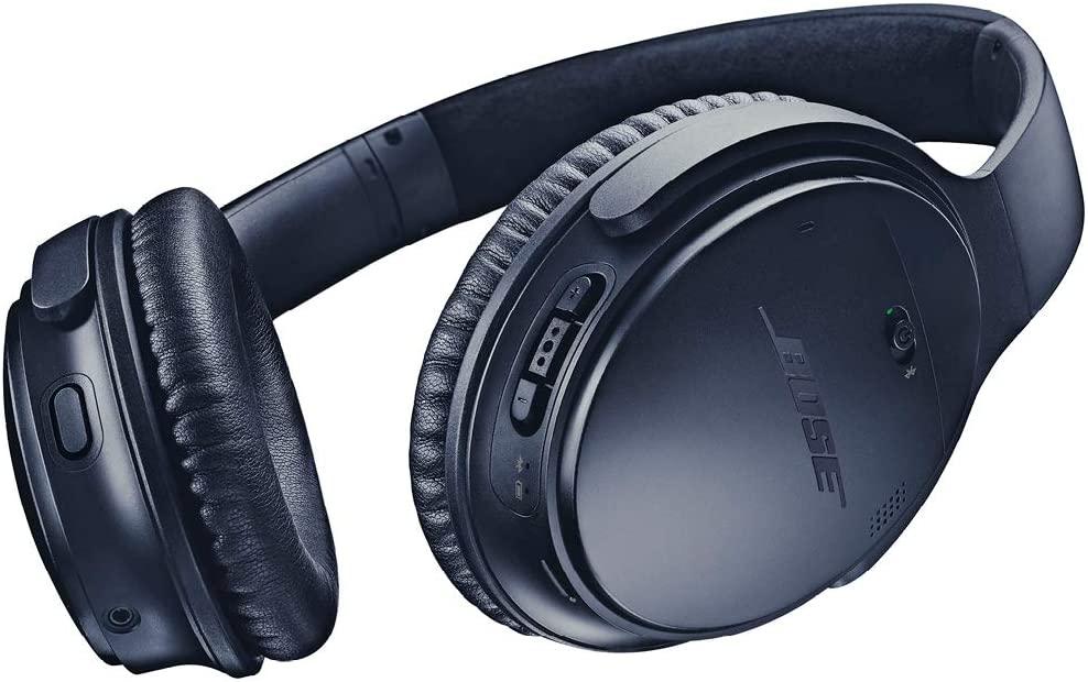 QuietComfort 35 wireless headphones II [Amazon Alexa搭載 限定カラー トリプルミッドナイト]