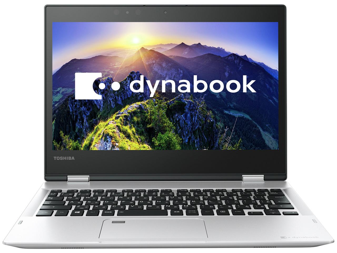 dynabook V72 V72/FS PV72FSP-NEA [プレシャスシルバー]