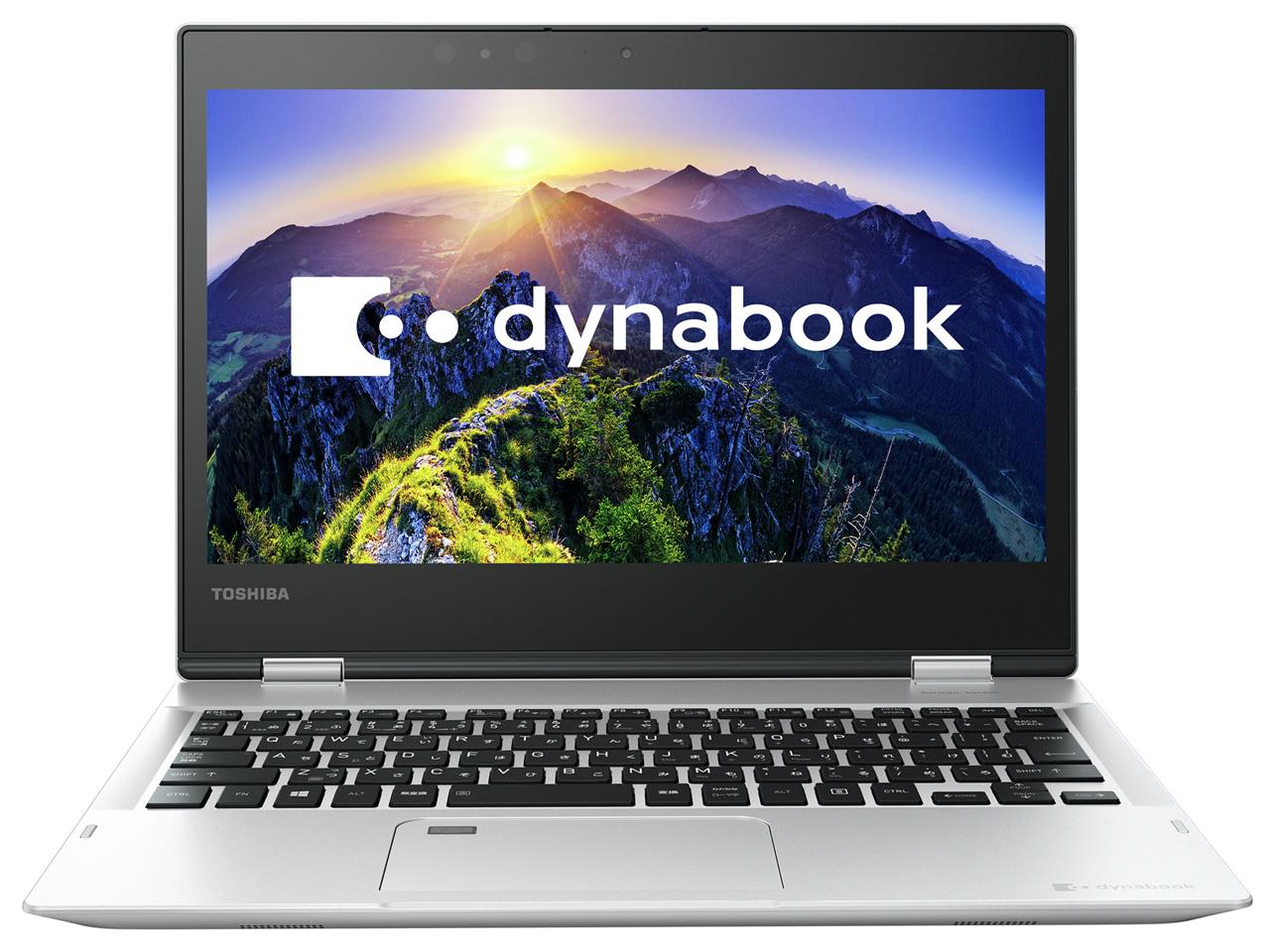 dynabook V62 V62/FS PV62FSP-NEA [プレシャスシルバー]