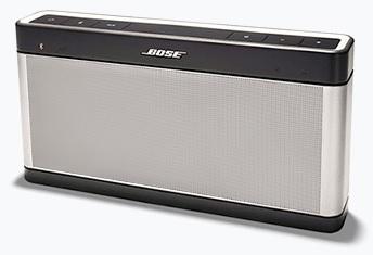 SoundLink Bluetooth speaker III